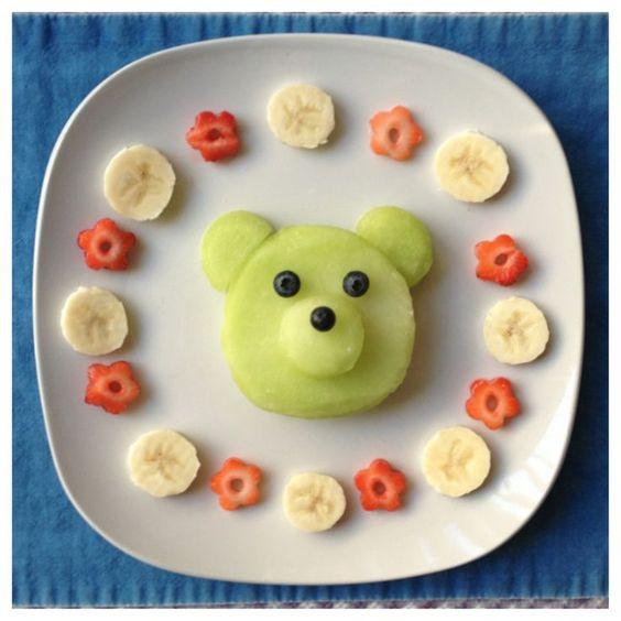 Plat de fruits original pour surprendre vos invit s 20 for Idee plat original