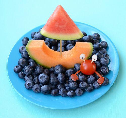 come presentare la frutta 27