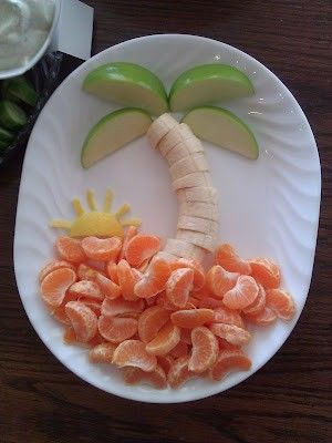 come presentare la frutta 8