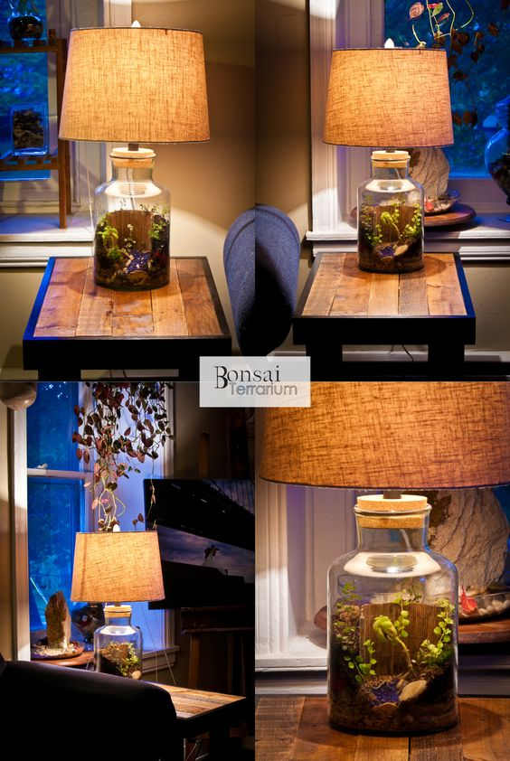 lampadina fai da te creativa 6