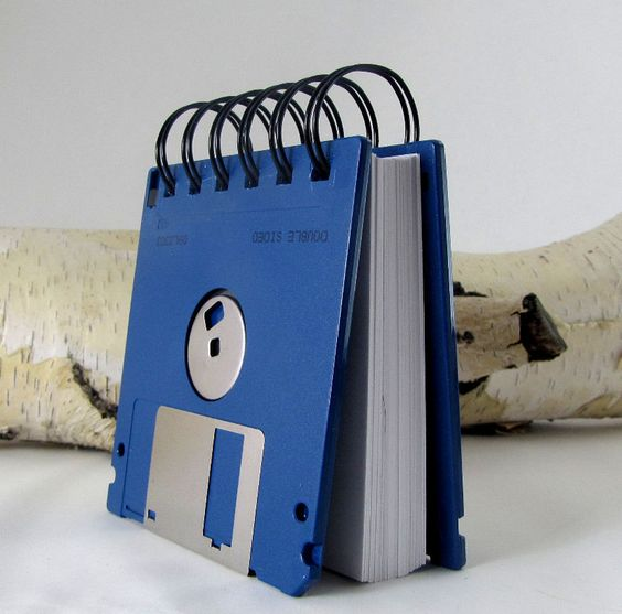 riciclare Floppy Disk 1