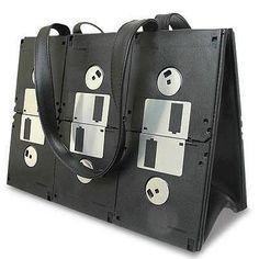 Riciclo creativo dei Floppy Disk
