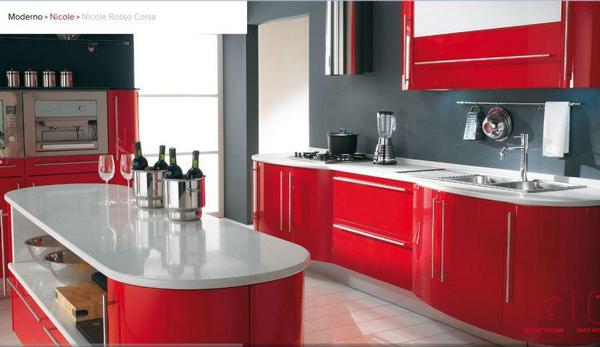 Du rouge dans la cuisine? Voici 24 idées pour vous inspirer