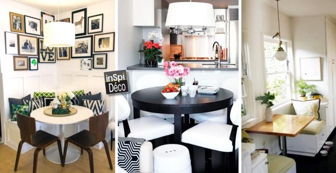 Agencer une petite cuisine design d 39 int rieur et id es for Agencer une petite salle de bain