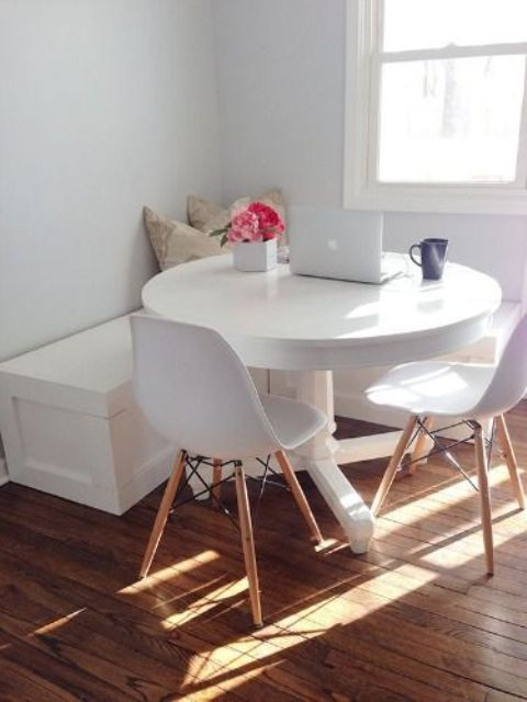 Amenager Une Petite Salle A Manger Voici 43 Idees