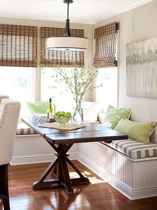 Aménager une petite salle à manger