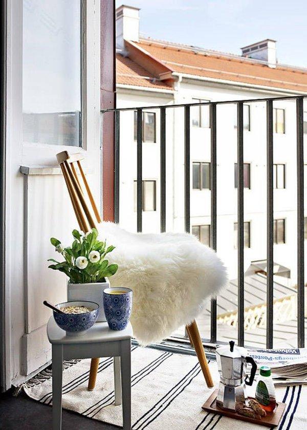 balcone nordico
