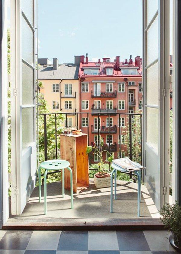 balcone riciclaggio
