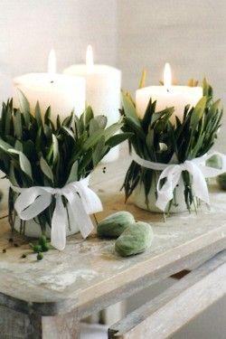 candele fai da te originale 14