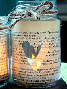 candele fai da te originale 18