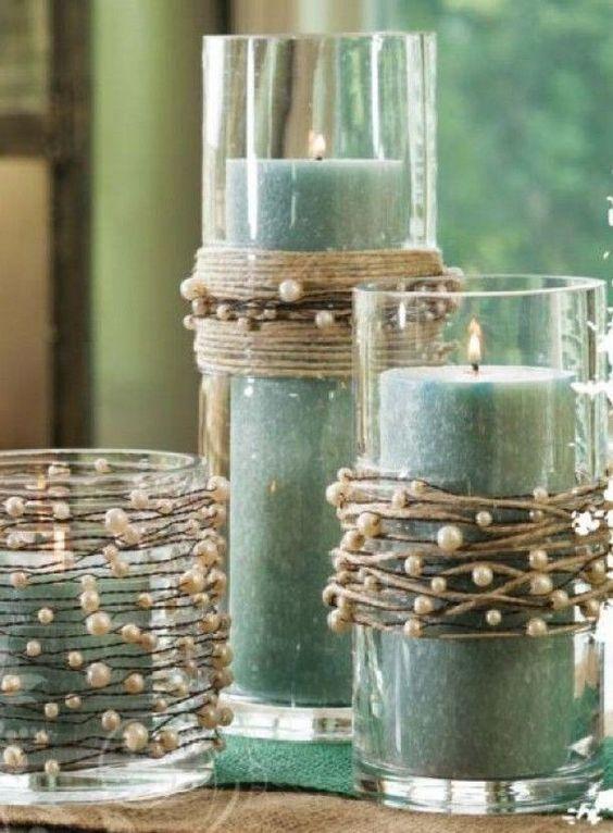 candele fai da te originale 3