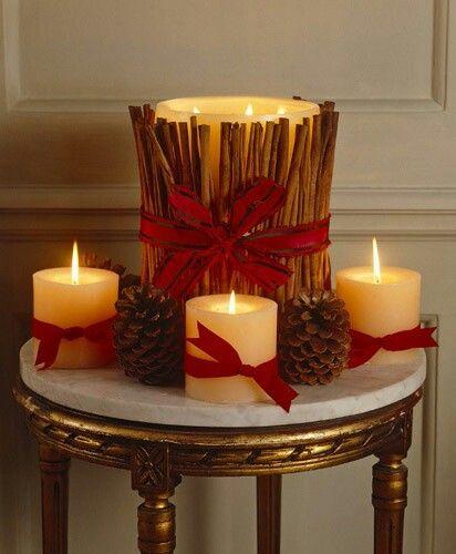 candele fai da te originale 6
