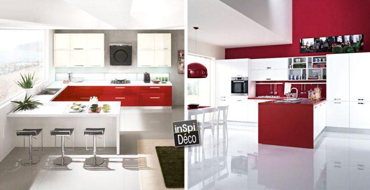 cuisine-rouge-et-blanche