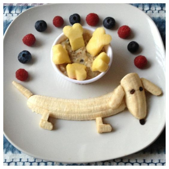 food art banane 11