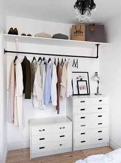 idee dressing piccolo appartamento 2