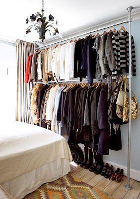 idee dressing piccolo appartamento 20