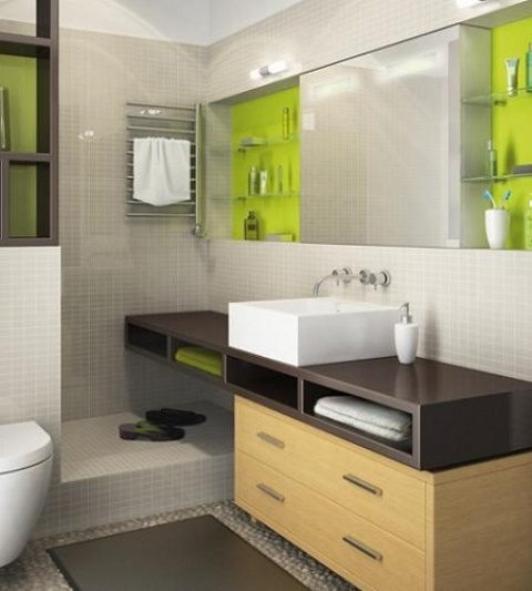 idee per arredare bagno piccolo