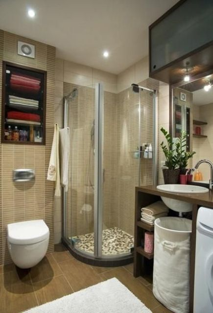 idee per arredare un bagno piccolo