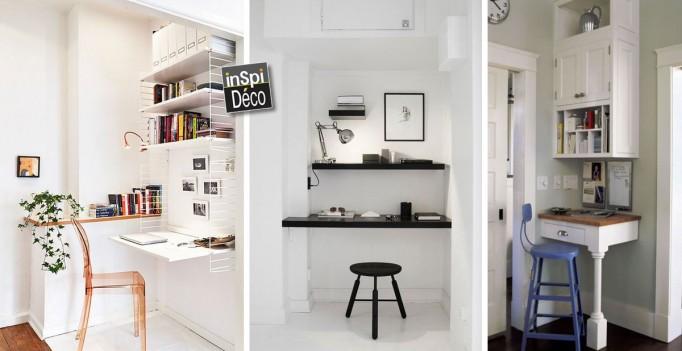amenager un petit bureau photos de conception de maison. Black Bedroom Furniture Sets. Home Design Ideas