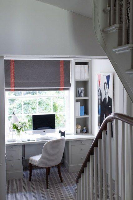 arredare piccolo ufficio casa 12
