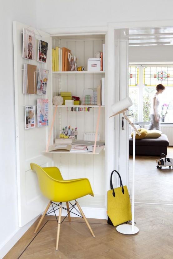 arredare piccolo ufficio casa 13