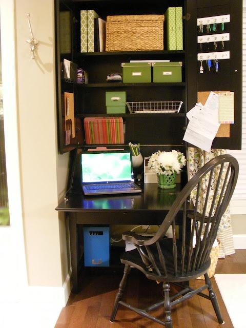 arredare piccolo ufficio casa 18