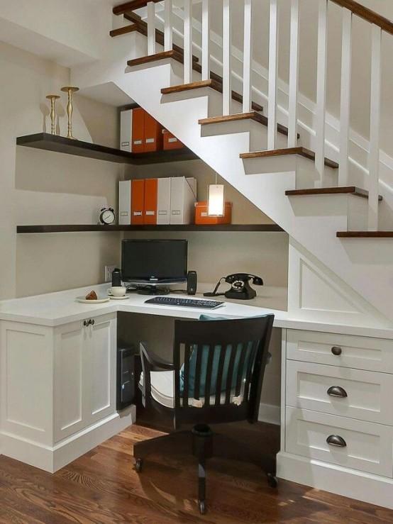 arredare piccolo ufficio casa 32