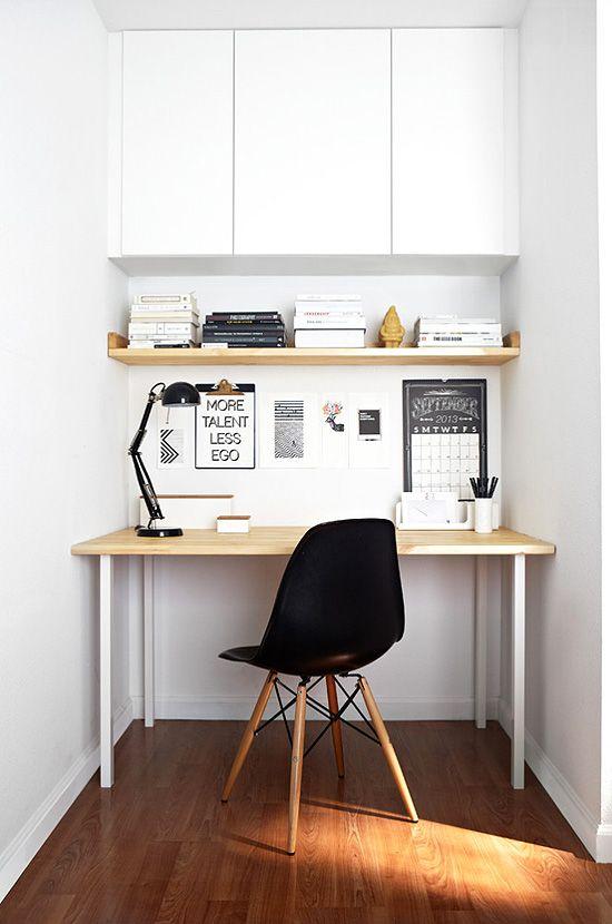 arredare piccolo ufficio casa 9