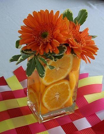 decorare con la frutta 12