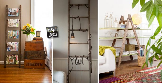 Decorate with the old scale! here are 30 ideas