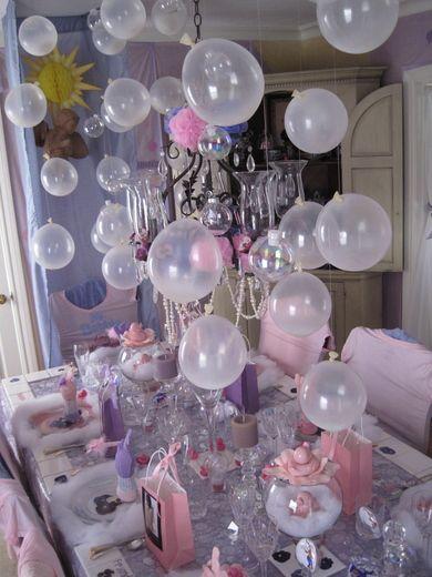 decorazione con palloncini 12