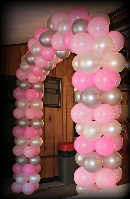 decorazione con palloncini 13