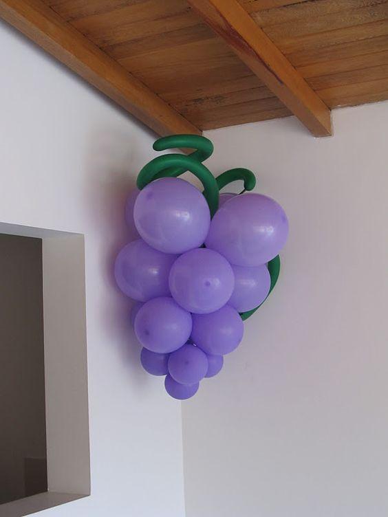 decorazione con palloncini 19