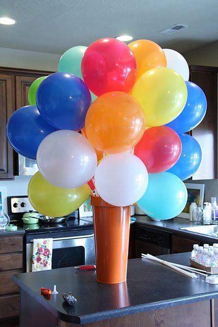 decorazione con palloncini 2