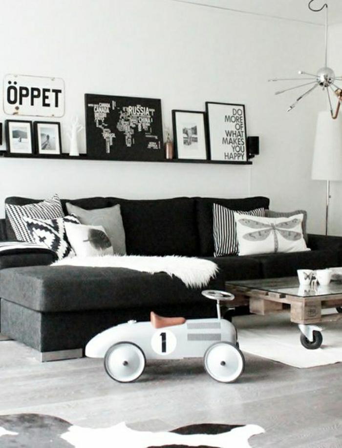 faire-une-table-basse-en-palette-gris-noir-peintures1