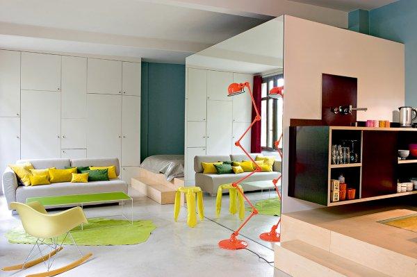 agrandir une pi ce avec un miroir voici 7 fa ons. Black Bedroom Furniture Sets. Home Design Ideas