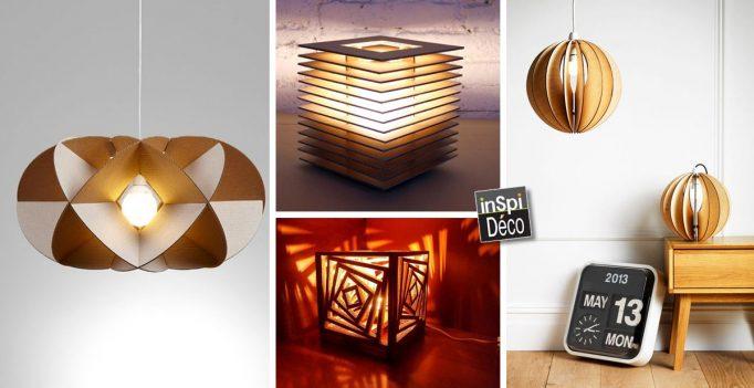 Fabriquer un lampadaire en carton! Voici 20 idées créatives...