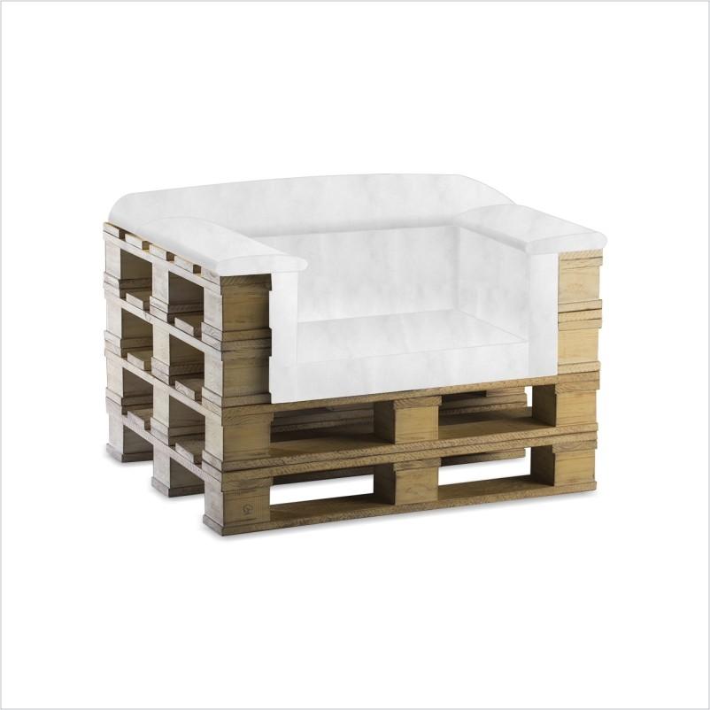 Fabriquer un fauteuil avec des palettes voici 20 id es Comment fabriquer fauteuil palette idees