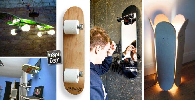 recyclage-creatif-skateboard