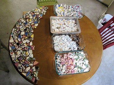riciclare le piastrelle 4