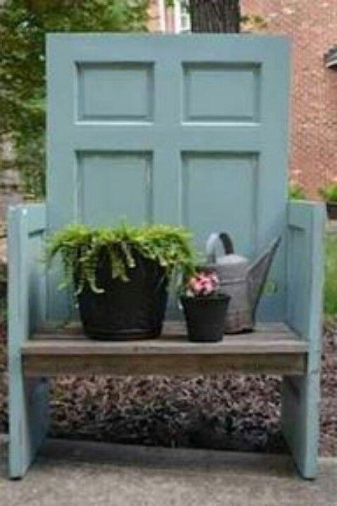 riciclare le vecchie porte 11