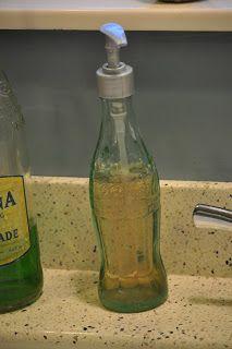 riciclo bottiglie coca cola 2