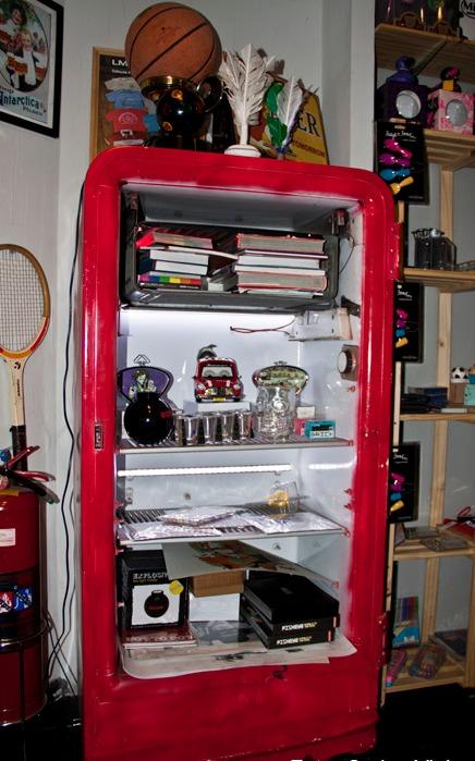 riciclo creativo frigorifero 9