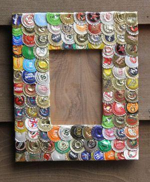 riciclo tappi di birra 19