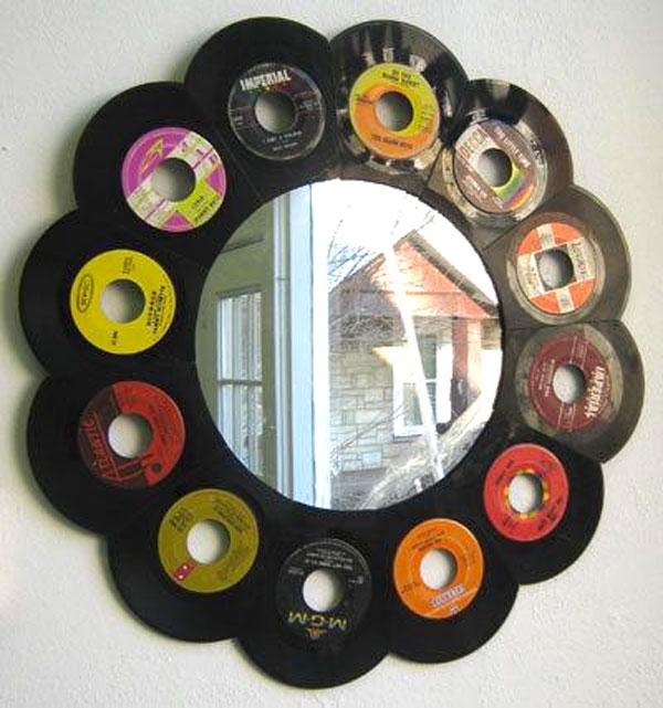 deco avec disque vinyl homeezy. Black Bedroom Furniture Sets. Home Design Ideas