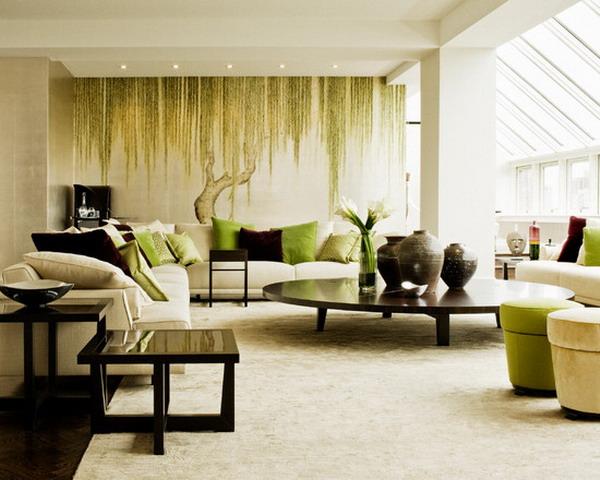 La nature dans votre salon