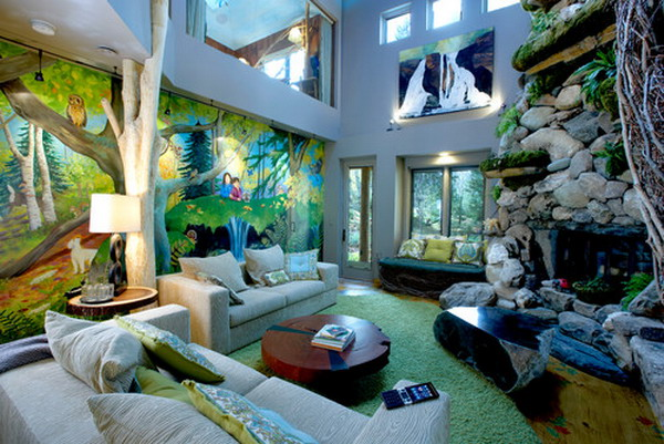 Natural-Living-Room-Garden-Landscape-Wall-Murals-Ideas