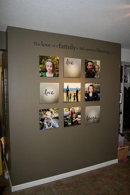 decorare con le foto 2