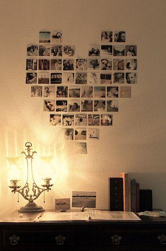 idées créatives pour décorer avec les photos