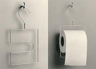 Utiliser les cintres de façon créative